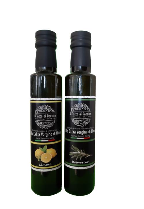 olijfolie citroen en rozemarijn