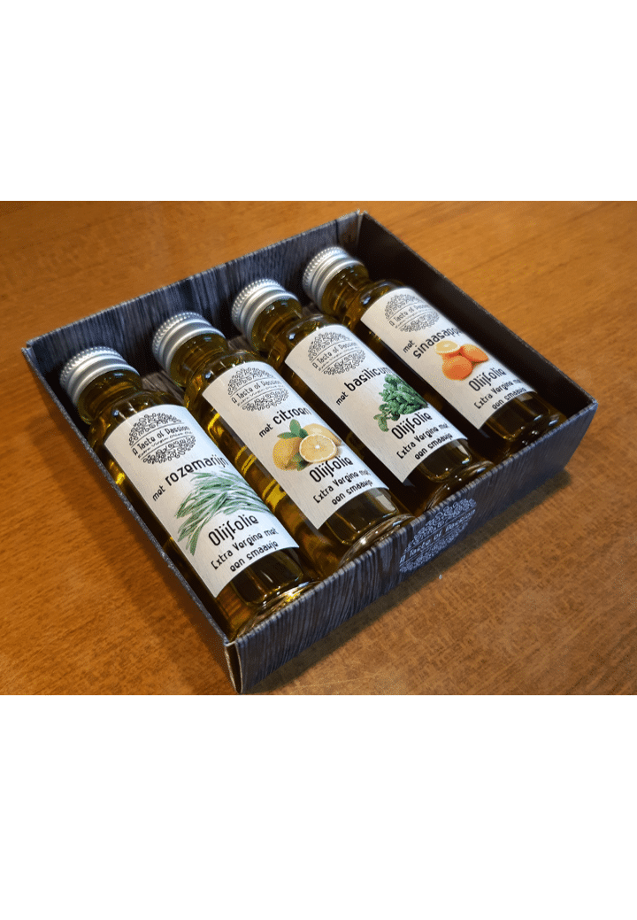 smaakjes olijfolie